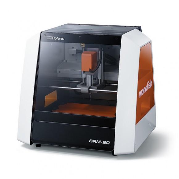 SRM-20 MODELLATORE 3D