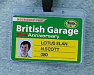 badge personalizzati