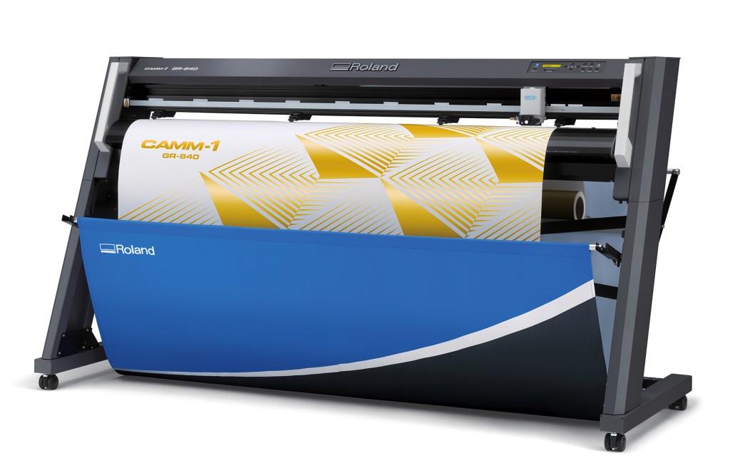 CAMM GR-1 Plotter da taglio Impresa laterale